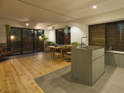 〝ひと〟にも〝ワンちゃん〟にも優しい暮らしやすいデザイン賃貸住宅